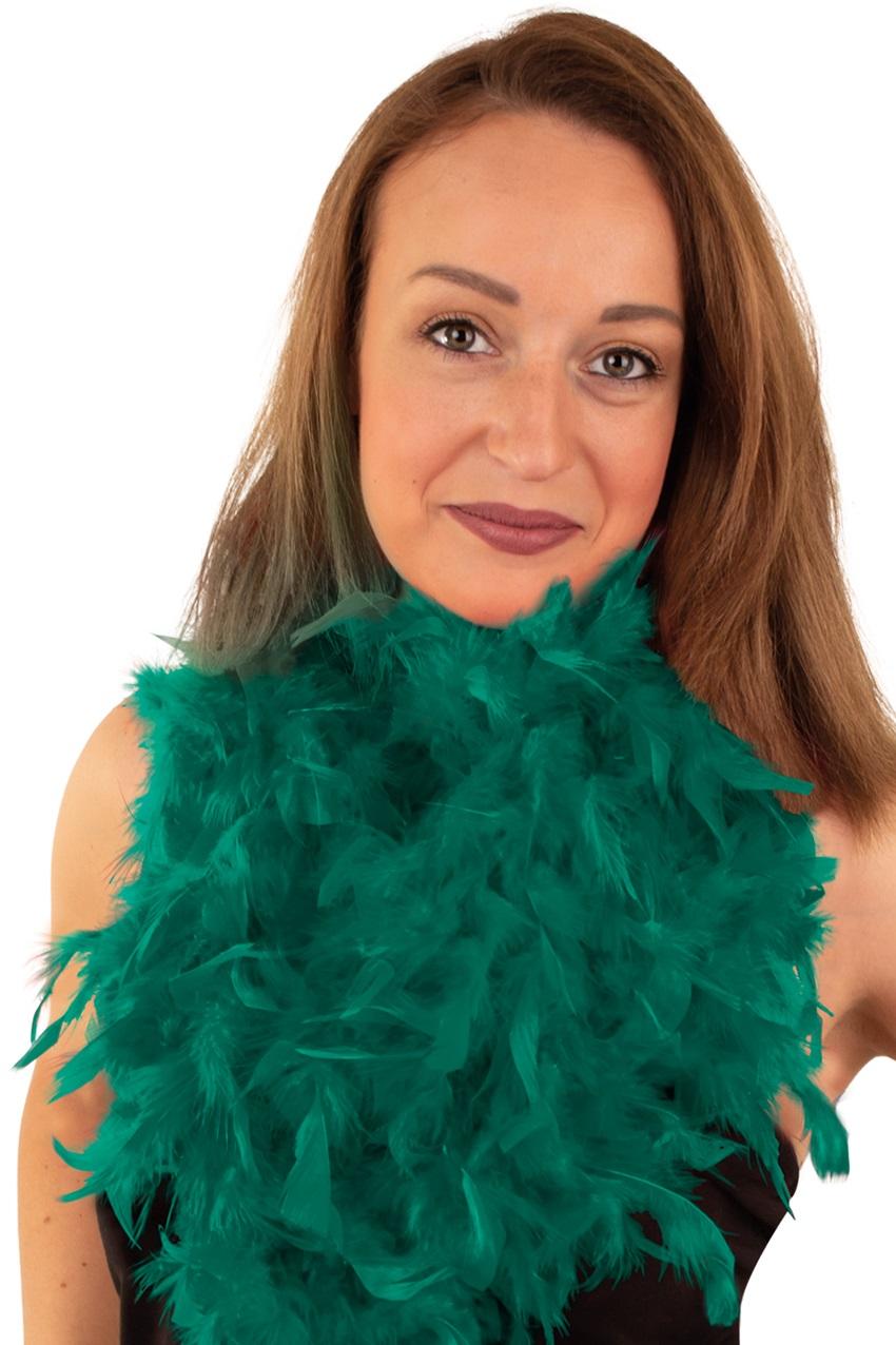 Boa smaragd groen 180 cm. 50 gr