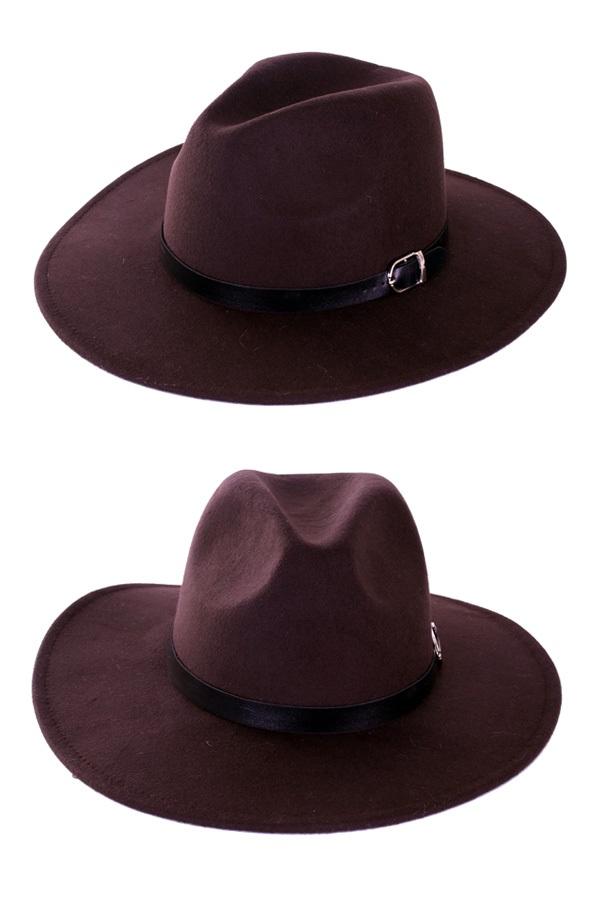 Cowboyhoed vilt Texas Ranger bruin 1