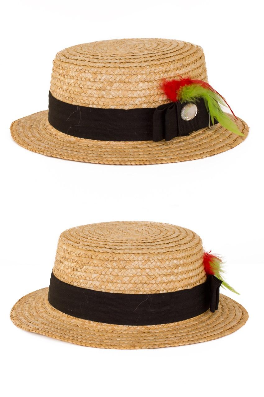 Lou bandy hoed luxe 1
