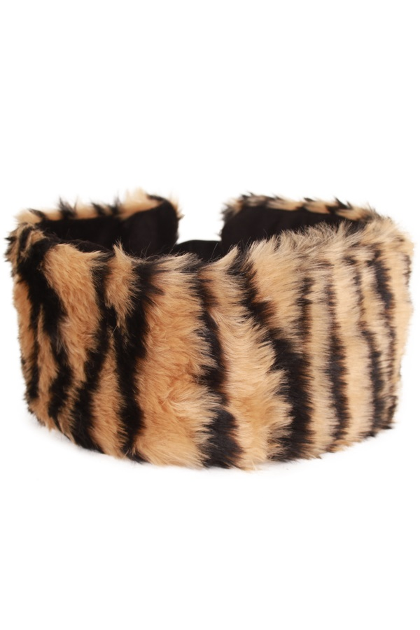Hoofdband tijger 1