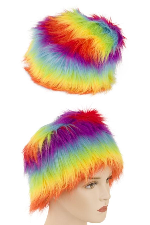 Bontmuts  regenboogkleuren 1