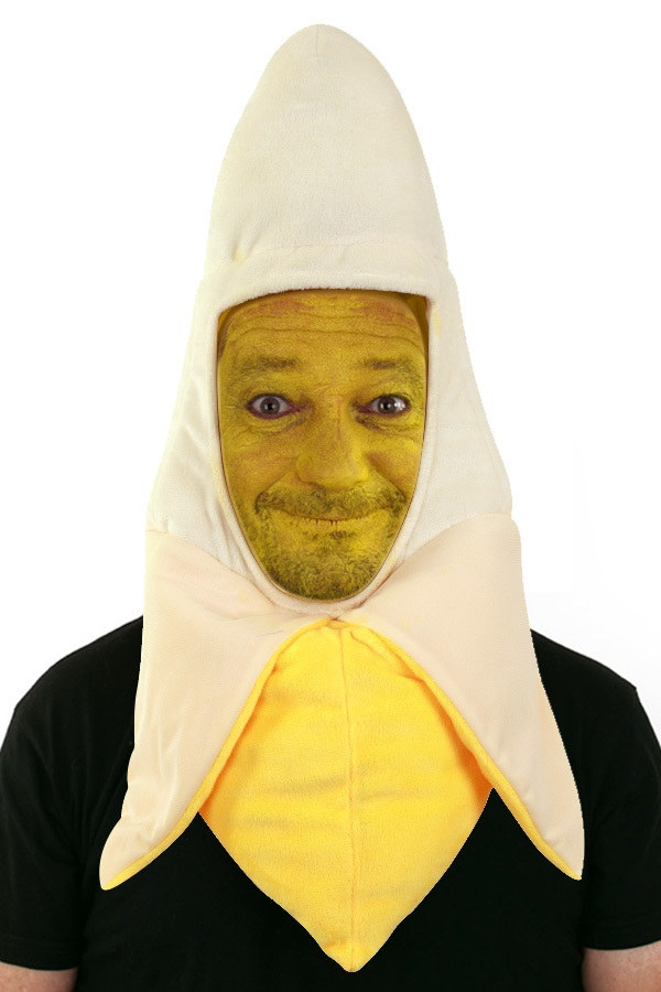 Funmuts banaan one size 1