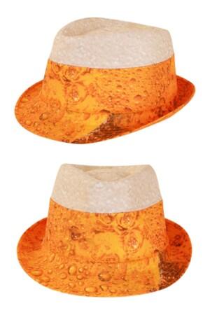 Bier kojak hoed one size