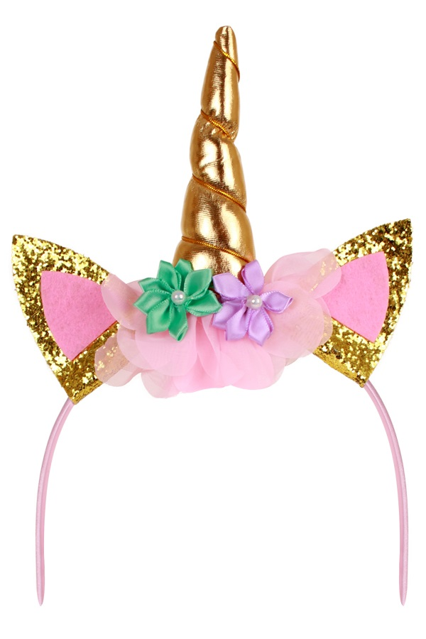 Diadeem unicorn voor kinderen 1