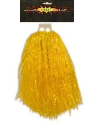 Cheerball ringgreep geel 1