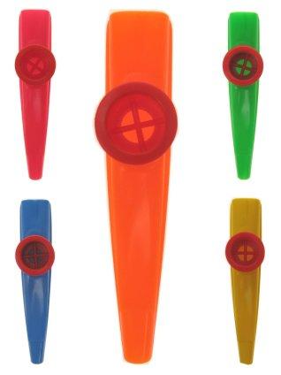 Kazoo assortie kleuren 1