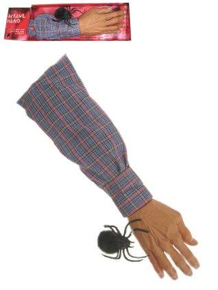 Kruipende horror arm  1