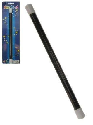 Toverstaf zwart 26 cm