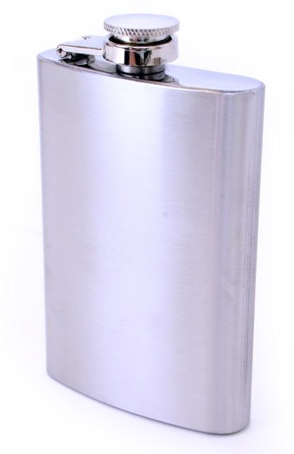 Drinkflesje roestvrijstaal 118 ml