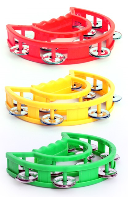 Tamboerijnen rood/geel/groen assortie  1