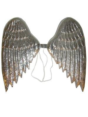Engelen vleugels zilver 1