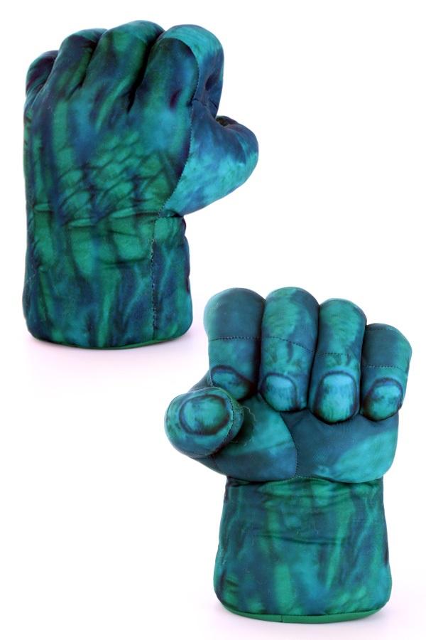 Mega smash hand groen per paar 1