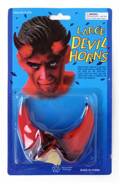 Duivel hoorns  1
