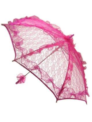 Bydemeyer paraplu roze groot scherm 97 cm