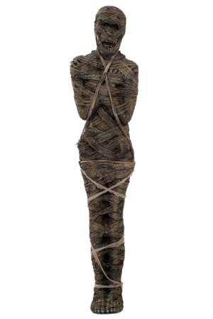 Mummie rubber levensgroot 160cm