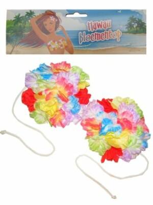 Beha hawaii bloemen multicolour
