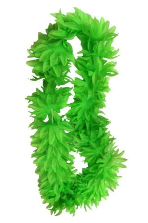 Hawaii slinger fluor groen