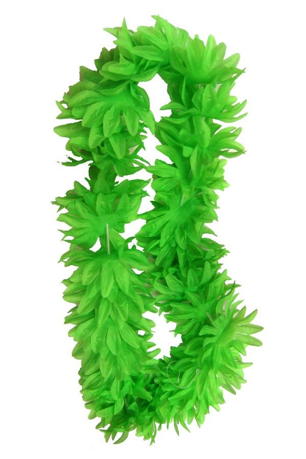 Hawaii slinger fluor groen 1