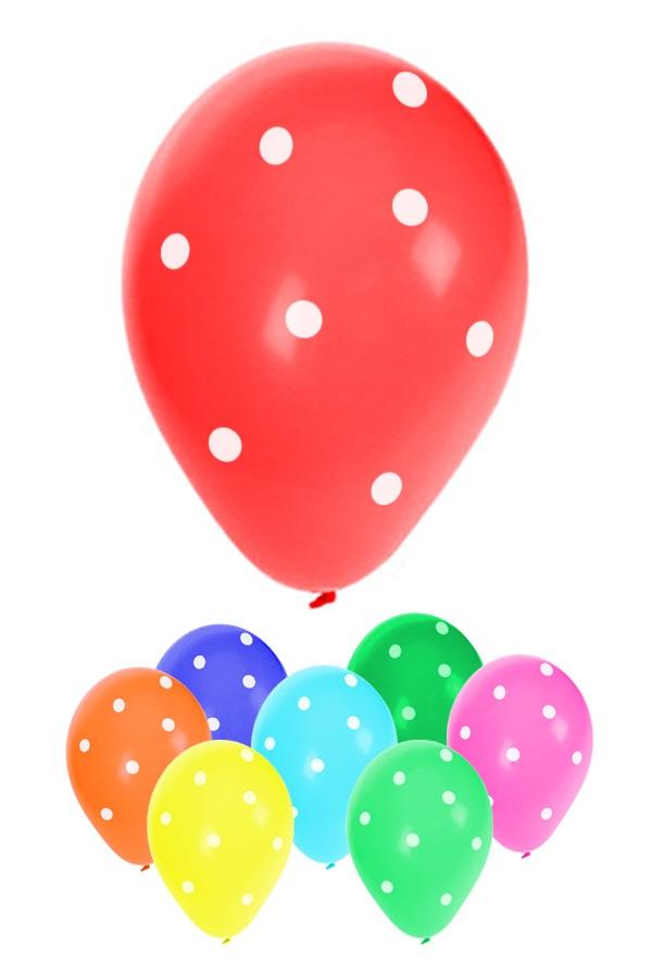 Ballonnen per 8 ass