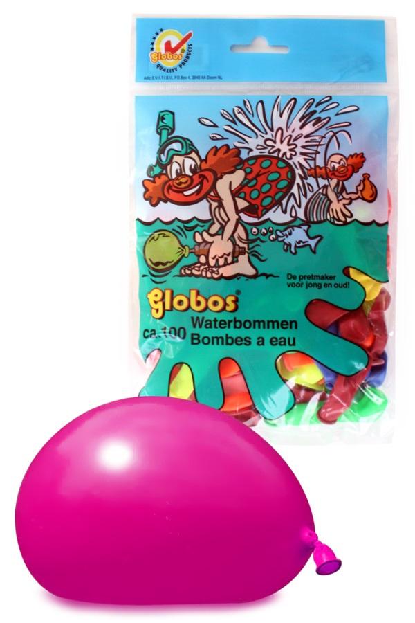 Water bombs / balloons 3 inch 100 stuks 1