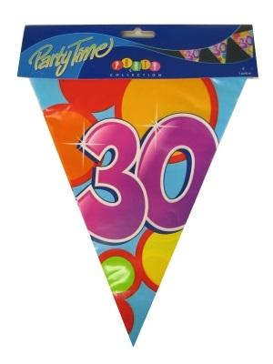 Vlaggenlijn leeftijd: 30 p.e