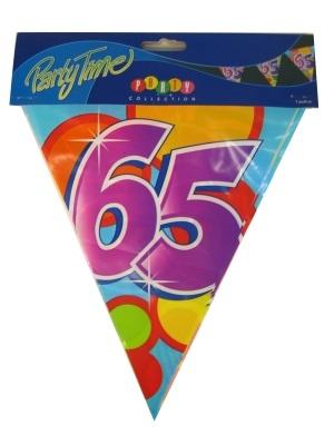 Vlaggenlijn leeftijd: 65 p.e