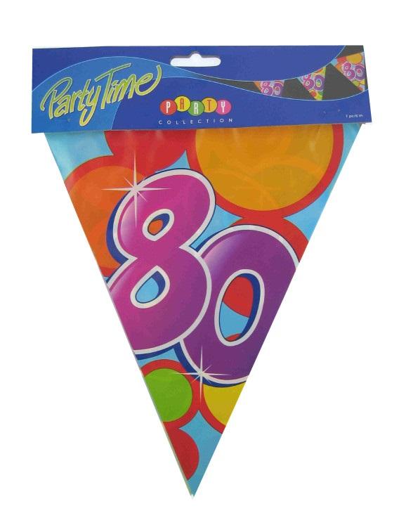 Vlaggenlijn leeftijd: 80 p.e
