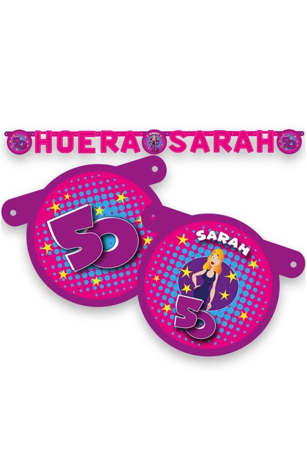 Wenslijn Sarah 1