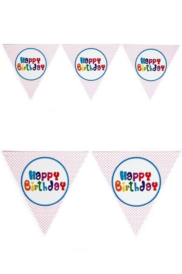 Happy Birthday guirlande  1