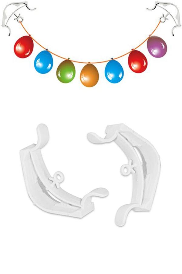 Slinger/ballonhulpje Easy hanger per 2 1