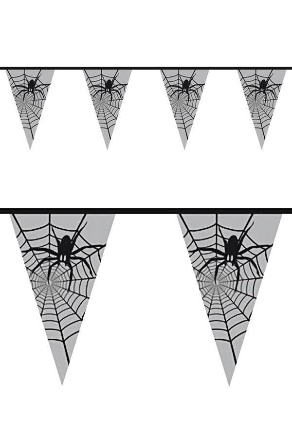 Vlaggenlijn spin 6 meter 1