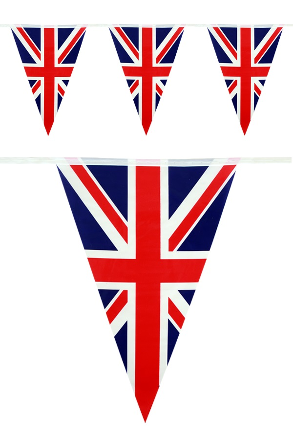 Vlaggenlijn Engeland 10m 1