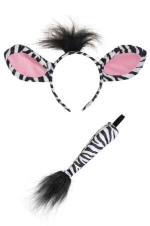 Zebraset 3-delig