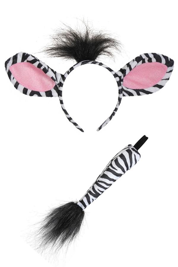 Zebraset 3-delig  1