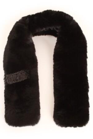 Bontje fluffy zwart