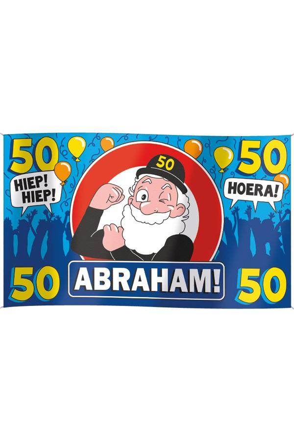 Gevelvlag 90 x 150 cm Abraham 1