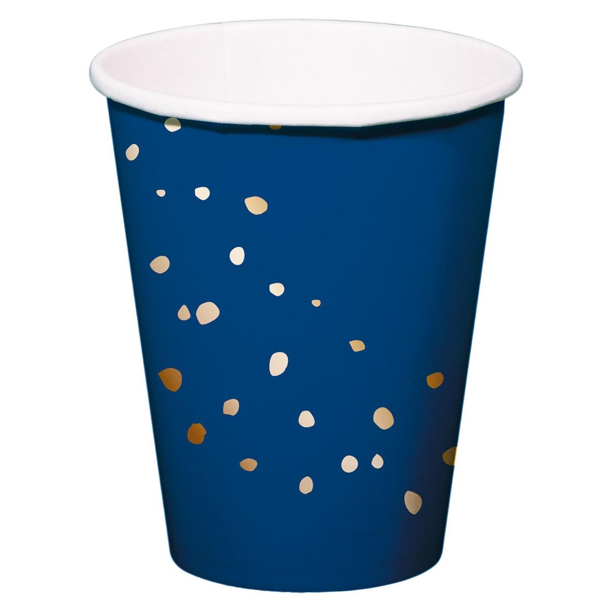 Cups Elegant True Blue 350ml /8 1