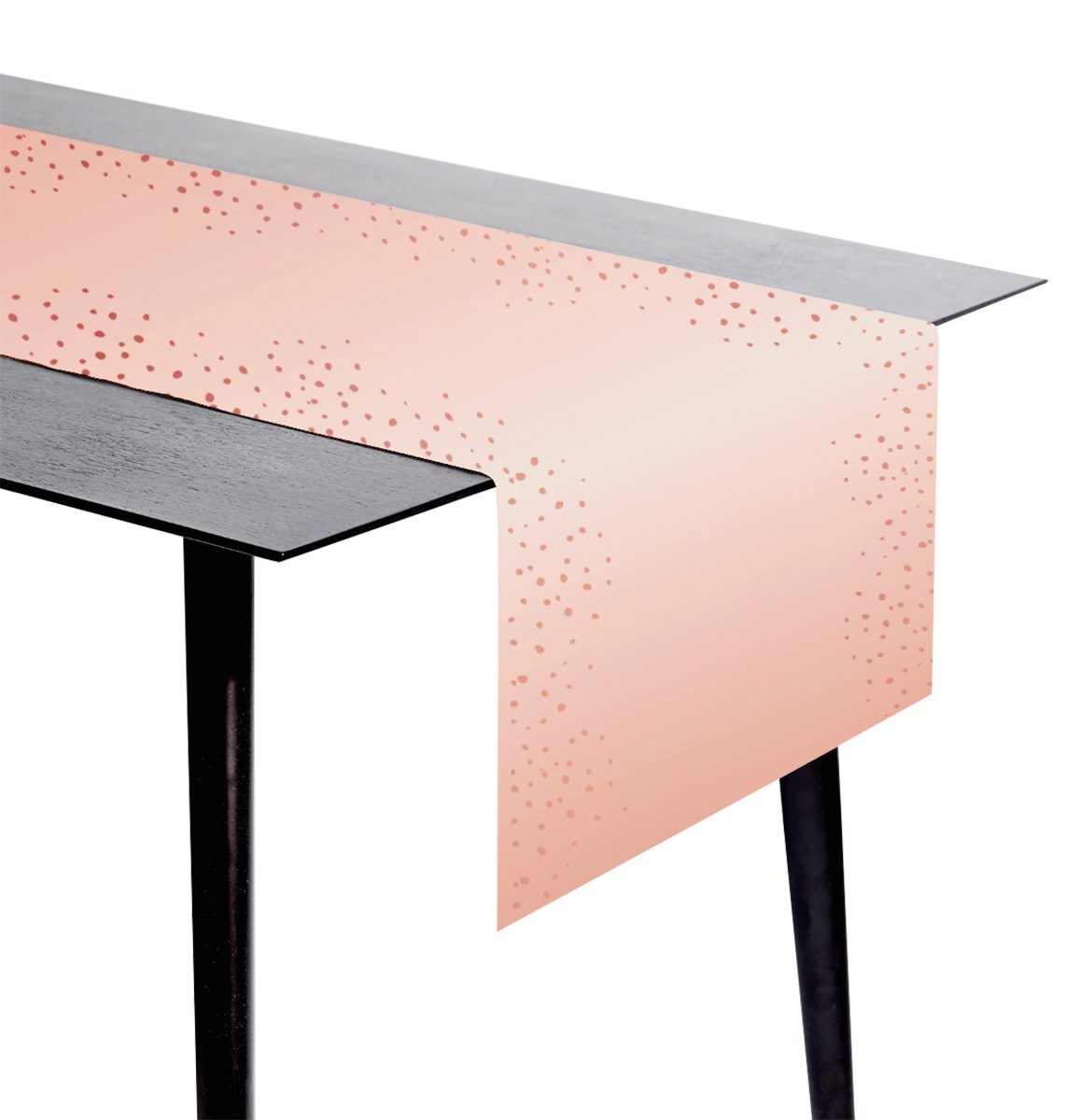 Table runner Elegant Lush Blush 1