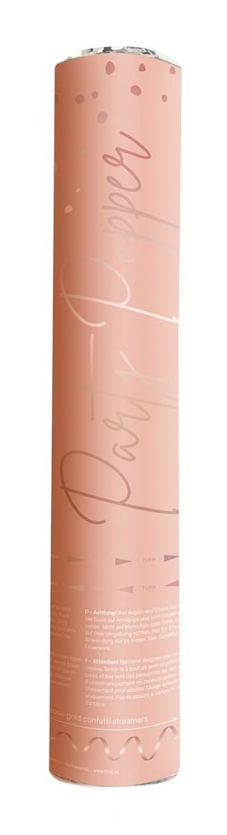 Party Popper Elegant Lush Blush 28cm 1