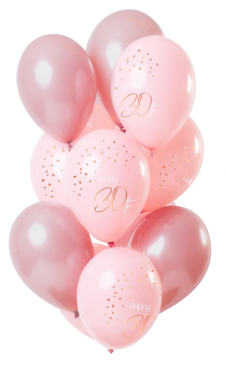 Fltx 12in/30cm Elegant Lush Blush 30 Year /12 1