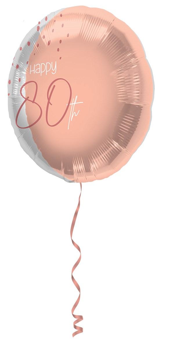 18in/45cm transparent/elegant lush blush 80 1