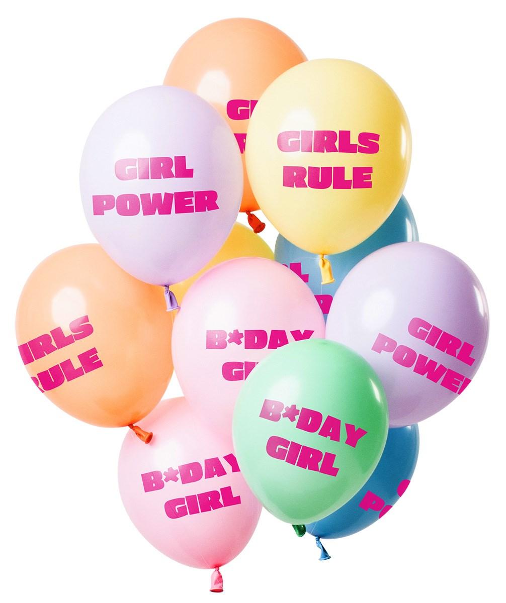 Fltx 12In/30cm B-day Girl Candy /12 1
