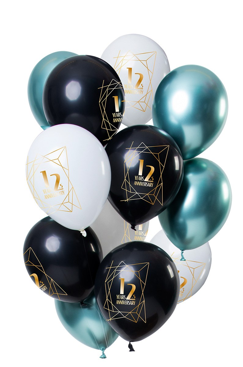 Fltx 12In/30cm Anniversary 12,5 Year /12 1