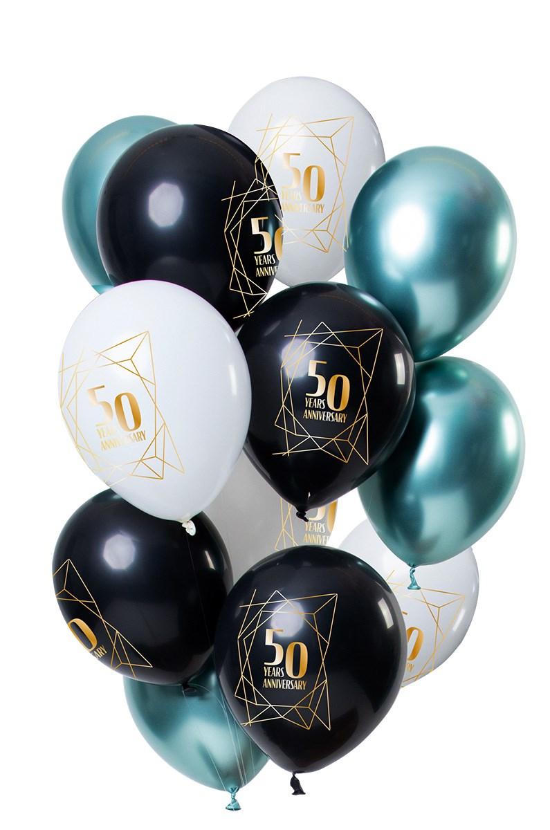 Fltx 12In/30cm Anniversary 50 Year /12 1